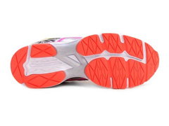 Tênis Asics Gel Exalt 3 A Silver/Pink Glow/Flash Coral Fem - 1