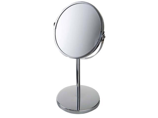 Espelho de Aumento MOR Dupla Face Pedestal