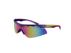 Óculos  de Sol Mormaii Athlon 2 Violeta c/ Rosa e Amarelo