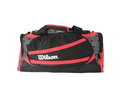 Bolsa Wilson Preta/Vermelha - 0