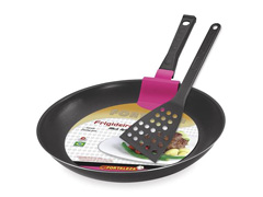 Frigideira Francesa Fortaleza Black Light 30 cm