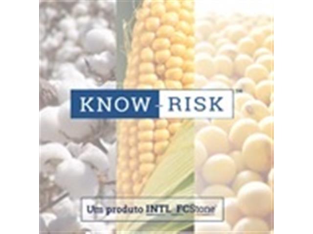 Know-Risk: Soluções para Decisões no Campo - StoneX