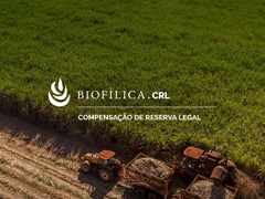 Compensação de Reserva Legal - Biofílica