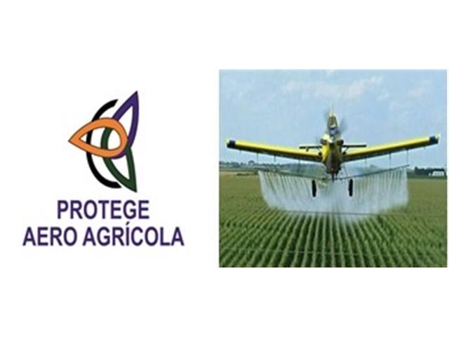 Aplicação Aérea com Vazão 30 L/ha - Protege