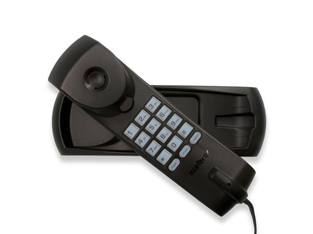 Telefone Intelbras  Gondola Tc 20 Preto