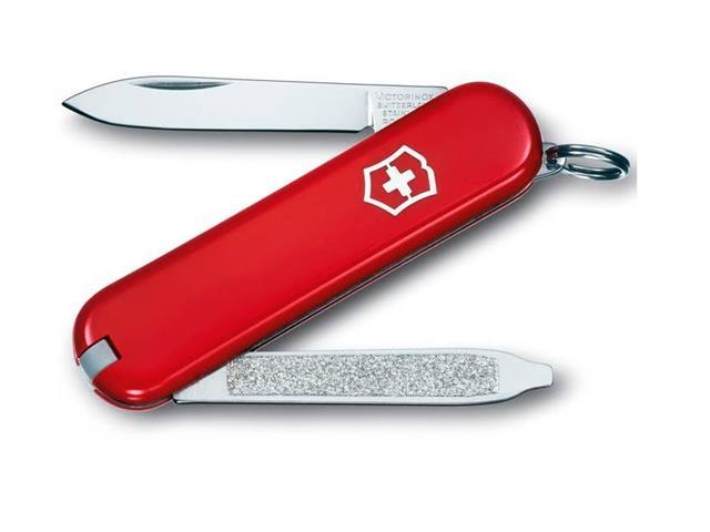 Canivete Victorinox Escort 6 Funções Vermelho
