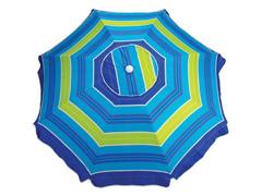 Guarda-Sol de Alumínio MOR Azul 2,4 M - 2
