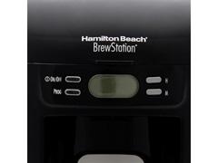 Cafeteira Elétrica Hamilton Beach Brewstation Preta - 2