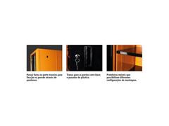 Painel para ferramentas superior grande 2 portas Tramontina PRO - 1
