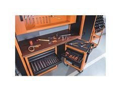 Módulo para bancada com 5 gavetas e uma porta Tramontina PRO - 8