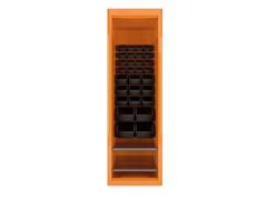 Armário Vertical para Ferramentas Tramontina PRO 1 porta com módulos - 1