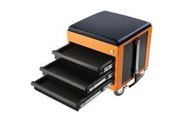 Caixa cargobox confort 60  peças Tramontina