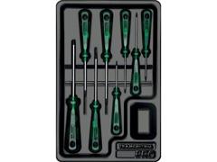Módulo chaves trafix com cabo 8 peças Tramontina