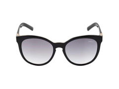Óculos Sol Colcci Nina Preto Brilho E Cinza Degr - 1