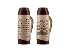 Garrafa Térmica Aladdin Continental Plus Lisa 500 ml Flores C. Line -