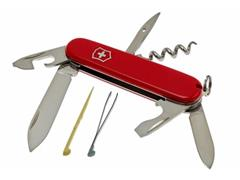 Canivete Victorinox Tourist 12 Funções Vermelho - 2