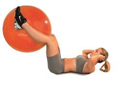 Gym Ball 45 cm ACTE - 1