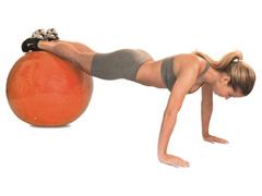 Gym Ball 45 cm ACTE - 2