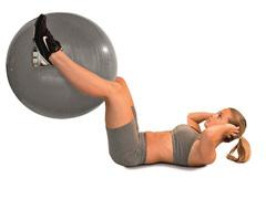Gym Ball 75 cm - 4