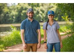 Camisa Polo Wheat Agro Bayer Masc - 1