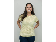 Camiseta Symbols Yellow Agro Bayer Fem - 2
