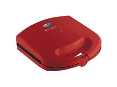 Sanduicheira Mini Grill Cadence Easy Meal Colors Vermelha 750W  - 3