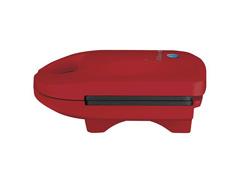 Sanduicheira Mini Grill Cadence Easy Meal Colors Vermelha 750W  - 1