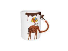 Caneca Oxford Joy 300ml Joy Girafa / Bolo Cenoura