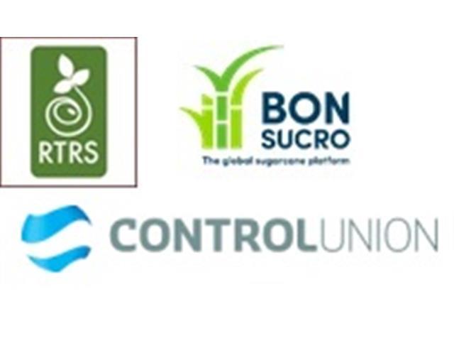 Treinamento Bonsucro ou RTRS - Control Union