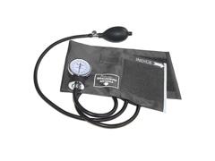 Esfigmomanômetro Aneroide Premium Grafite