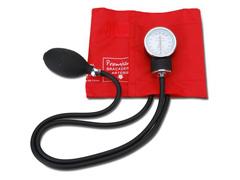Esfigmomanômetro Aneroide Premium Vermelho