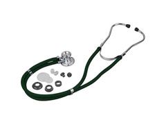 Estetoscópio Rappaort Verde Premium