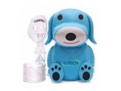Nebulizador Compressor G-Tech Nebdog Azul