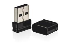 Pen Drive Nano 8GB Multilaser PD053 Preto - 1