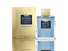 Perfume King Of Seduction AbsoluteFor Men Antonio Banderas EDT 200ml