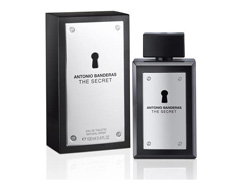 Perfume The Secret For Men Antonio Banderas - EDT 100ml
