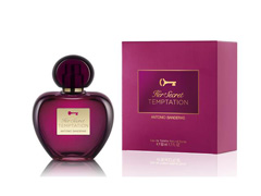 Perfume Antonio Banderas Her Secret Temptation - EDT 50ml