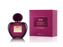Perfume Antonio Banderas Her Secret Temptation - EDT 50ml - 0