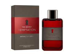 Perfume Antonio Banderas The Secret Temptation Masculino EDT 100ML - 1