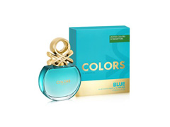 Perfume Benetton Colors Blue - EDT 80ml