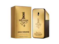Perfume Paco Rabanne 1 Million Masculino - EDT 50ml - 0