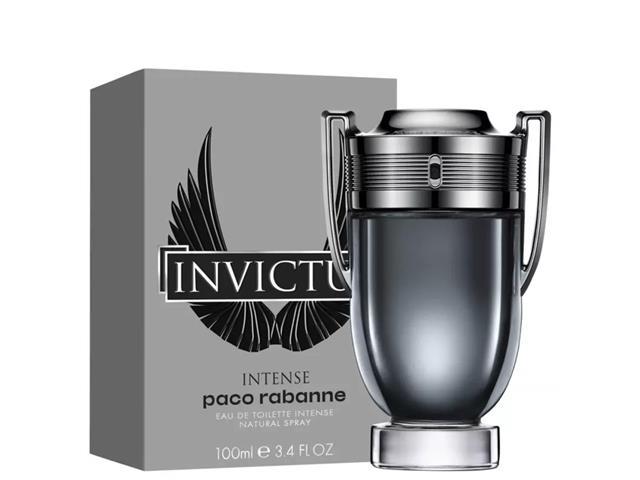 Perfume Invictus Intense Paco Rabanne Eau de Toilette Masculino 100ML