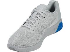 Tênis Asics Gel-Kenun Glacier Grey/Mid Grey/Electric Blue Masculino