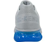 Tênis Asics Gel-Kenun Glacier Grey/Mid Grey/Electric Blue Masculino - 1