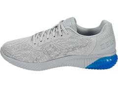 Tênis Asics Gel-Kenun Glacier Grey/Mid Grey/Electric Blue Masculino - 6