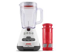 Liquidificador Arno Clic'pro Juice 3 Velocidades 700W Branco 110v