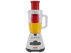Liquidificador Arno Clic'pro Juice 3 Velocidades 700W Branco 220v - 5