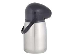Garrafa Térmica de Pressão MOR Nobile Total Inox 1,3 Litros - 2