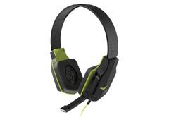Headset Gamer Verde Multilaser