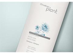 Shampoo Anticaspa Natura Plant - 300ml - 2